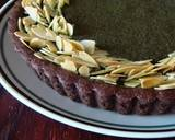 Chocolate Amandine (Tart) recipe step 21 photo