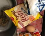 Donut indomie kekinian #homemadebylita langkah memasak 1 foto