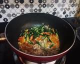 Mie Pentil (karet) Lombok Ijo langkah memasak 2 foto