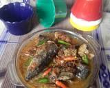 Ikan salem ala sarden langkah memasak 5 foto