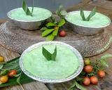 Sarikaya Pandan langkah memasak 5 foto