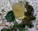 Mengobati susah BAB/BAB berdarah dgn obat alami daun binahong langkah memasak 3 foto