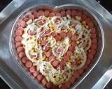 10.65 Pizza Ubi Ungu langkah memasak 6 foto