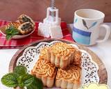 399. Tiong Chiu Phia Kacang Hijau langkah memasak 8 foto