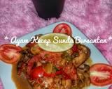 * Ayam Kecap Sunda Bersantan * langkah memasak 3 foto