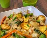 Sapo Tahu Mix ++ ala Tiger Kitchen langkah memasak 7 foto