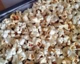 Vickys Chocolate Cranberry Popcorn Bars, GF DF EF SF NF recipe step 1 photo
