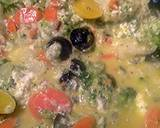 Vegetables olives and cheese recipe step 6 photo