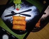 Spring roll & samosa using leftover meat pie doughmatakin girki3 hoto