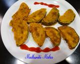 Masala fried Brinjal recipe step 3 photo