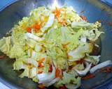 Napa Cabbage And Carrot / Diet Vegan recipe step 2 photo