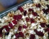 Vickys Chocolate Cranberry Popcorn Bars, GF DF EF SF NF recipe step 2 photo