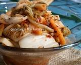 Mak Kimchi (Easy Kimchi) langkah memasak 13 foto