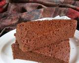 Sponge Cake Coklat Kukus langkah memasak 4 foto