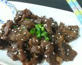 Beef Bulgogi langkah memasak 4 foto