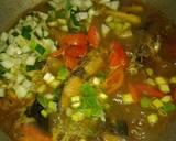 Sup Tuna langkah memasak 5 foto