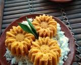 Bolu Tiwul Gula Jawa langkah memasak 6 foto