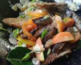 Tongkol Asam Manis langkah memasak 3 foto
