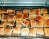 Resep Sweet Rusk Biskuit Kering Simple Dengan Roti Tawar Oleh Akari Papa Cookpad