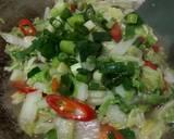 Ca Sawi Putih #dapurwiwin langkah memasak 5 foto