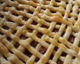 Apple Crumble Pie/ Apple Pie langkah memasak 10 foto