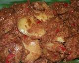 Rendang Jengkol Favorite langkah memasak 8 foto
