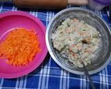 Siomay ayam udang (homemade) langkah memasak 16 foto