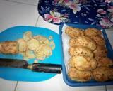 Kerupuk Bakso Dg Sagu Crunchy - Lbh Gurih - Eggless langkah memasak 20 foto