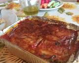 Melanzana alla Permigiano #lowcarb langkah memasak 5 foto