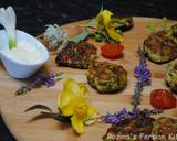 Zucchini frittat with orange-yogurt sauce recipe step 11 photo