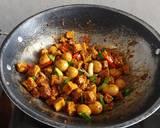 Tumis Tahu Tempe Telur Puyuh langkah memasak 8 foto