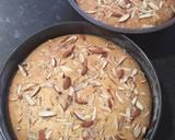 Eggless almond cake recipe step 3 photo