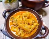 Gulai Tunjang Padang (kikil sapi) langkah memasak 3 foto