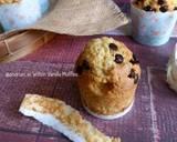 Wilton Vanilla Muffin #rabubaru langkah memasak 7 foto