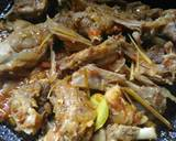 Bebek Pakello Pinrang Super Pedas Makassar langkah memasak 4 foto