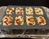 Individual Creamy Macaroni and Cheese Bites recipe step 9 photo