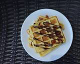 Keto waffle flourless langkah memasak 4 foto
