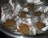 Apang Pella tepung beras (khas Bugis) langkah memasak 5 foto