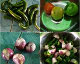 Mujair Bakar Sambal Ijo langkah memasak 4 foto