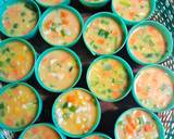 Fu yung hai langkah memasak 3 foto