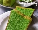 Sponge Cake (Tanpa Pelembut dll) langkah memasak 7 foto