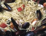 Seafood Linguine recipe step 6 photo