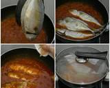 Asam pedas ikan kembungDengan Nenas langkah memasak 9 foto