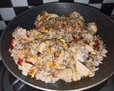 Nasi Goreng Bakso simpel langkah memasak 4 foto