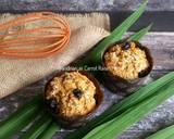 Carrot Raisin Muffins (Muffin Wortel) Tanpa Mixer langkah memasak 7 foto