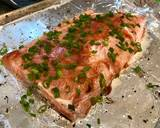 BBQ Lime Ranch Salmon
