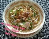 Mie kaldu daging sapi khas Taiwan langkah memasak 6 foto