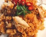 Nasi goreng cumi langkah memasak 8 foto