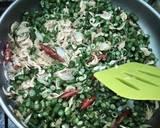 Udang Rebon Kacang Panjang langkah memasak 3 foto