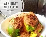 Alpukat Milo Kerok langkah memasak 2 foto
